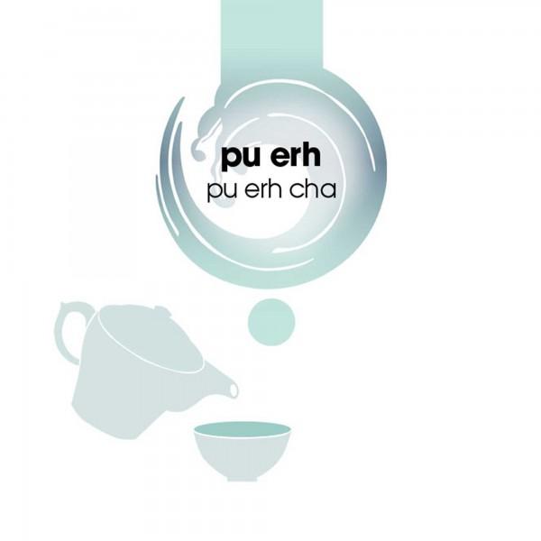 shuyao pu erh tea set- pu erh tee in naturreiner blattqualität