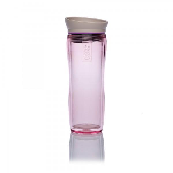 pink | purple | taupe tea maker